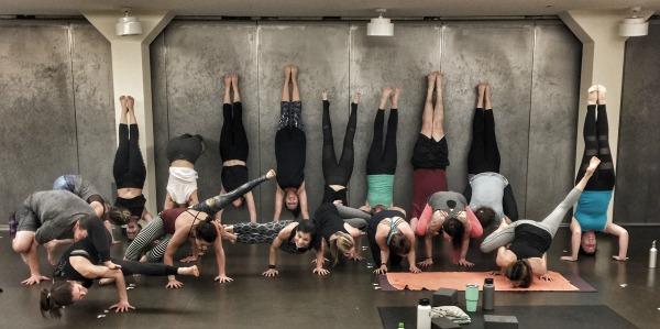Jen DeCurtins Arm Balance Workshop