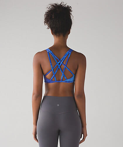 Lululemon Free to Be Tranquil Bra