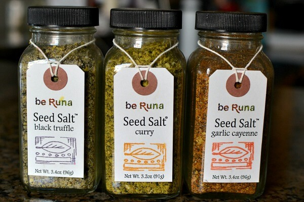 be Runa Seed Salt