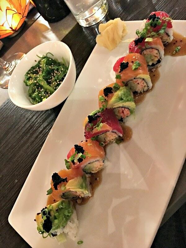 Sushi Namastay Kitchen