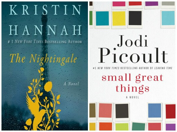2017 Spring Reading List: 30 Recommendations for Fiction, Fiction Series and Non-Fiction