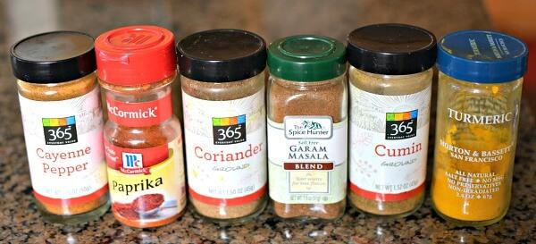 Butter Chicken Spices