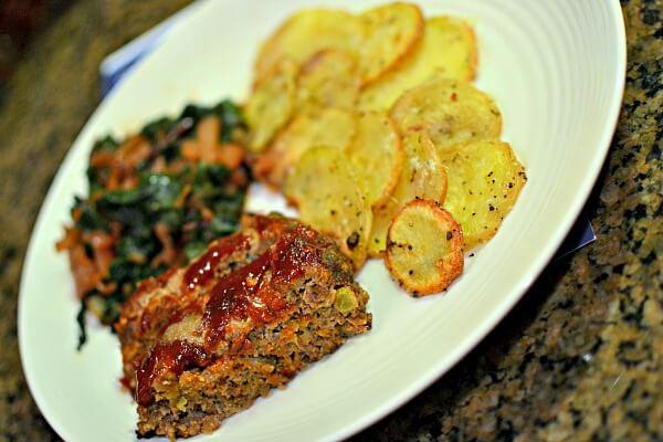 blue apron chipotle meatloaf