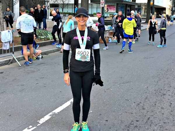 Corporate Cup Half Marathon Race Recap