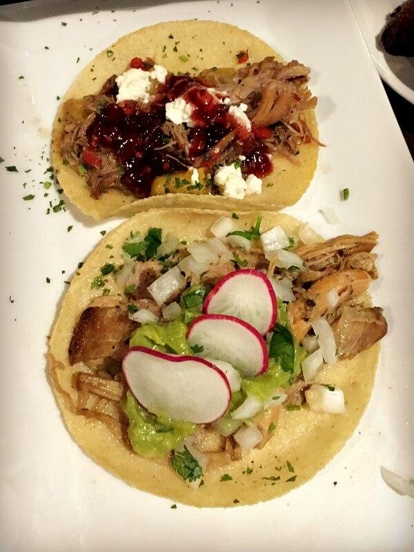 red mesa cantina tacos