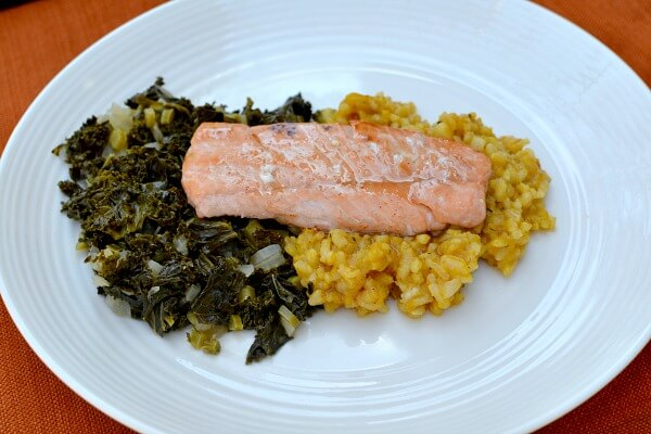 80Fresh Salmon