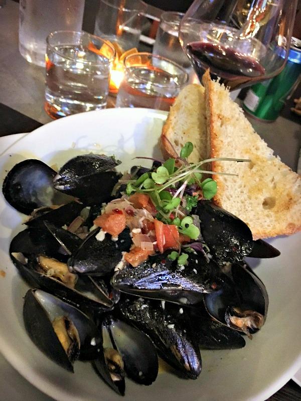 namastay kitchen mussels