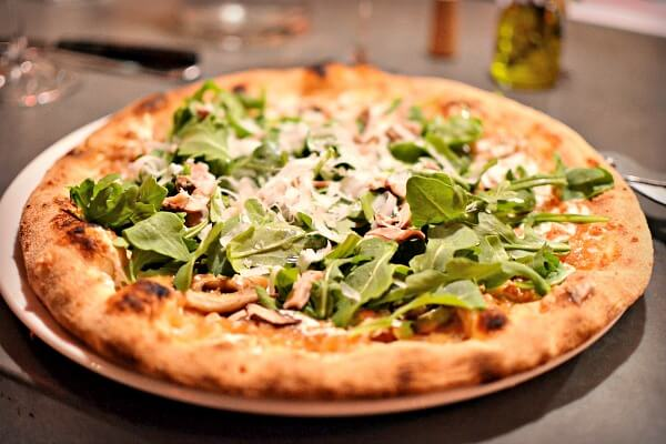 stagioni pizza
