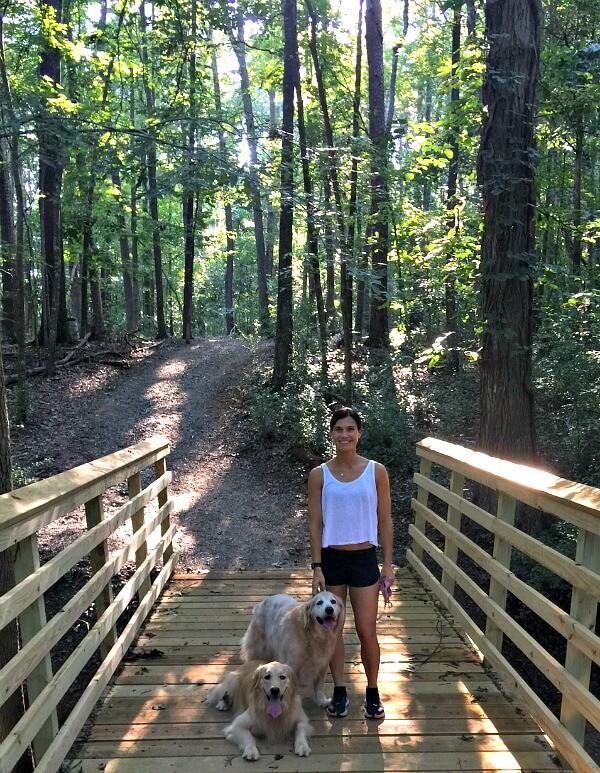 charlotte dog trails