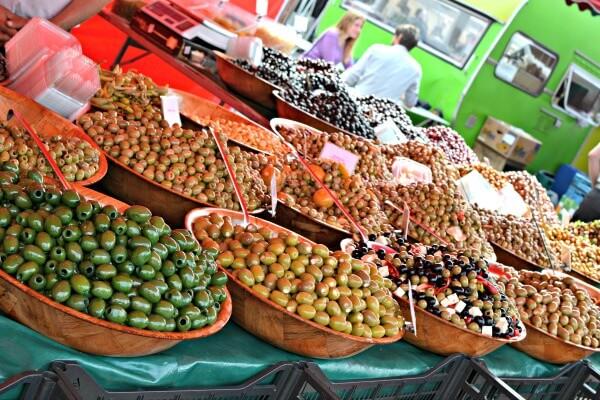 Place Flagey Market