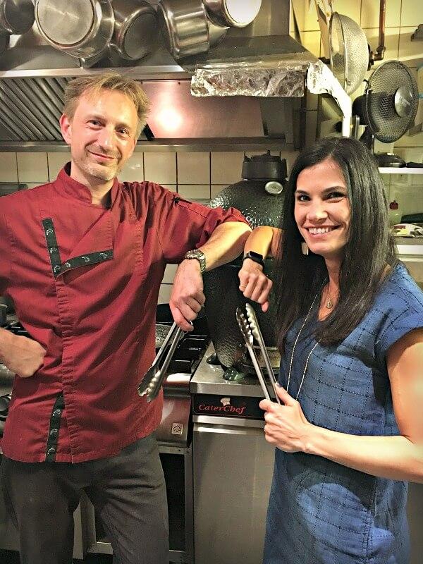 Brasserie SenT Chef