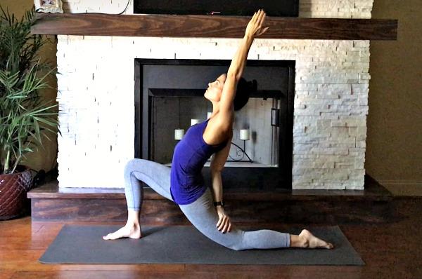 Rise & Shine 20-Minute Power Yoga Flow