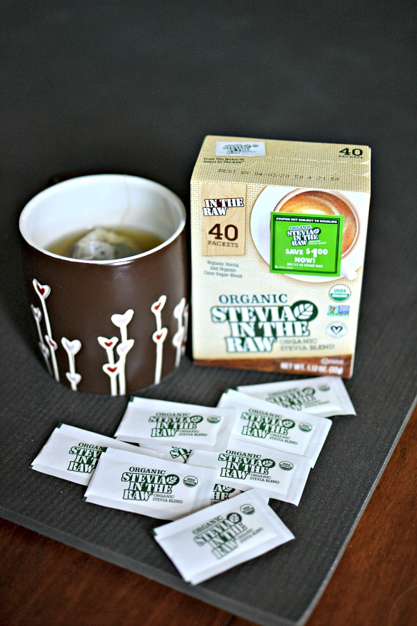 Organic Stevia in the Raw