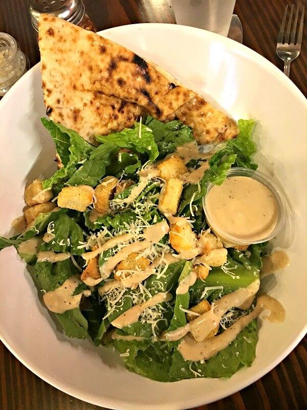 Inizio Caesar Salad