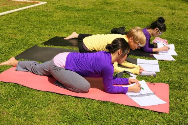 Am I too old for yoga teacher training?