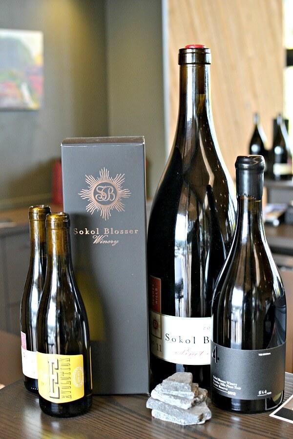 Sokol Blosser Wine