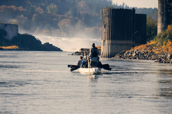 Willamette River Dragon Boating