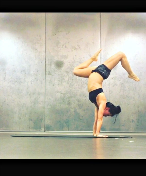 inversions while pregnant