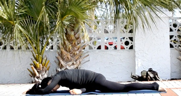 12-Minute Post-Workout Yoga Flow Video