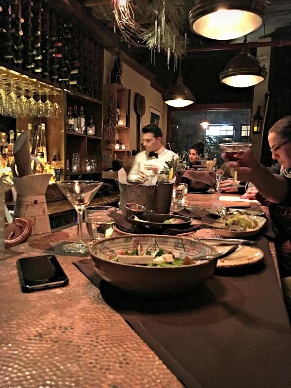 the greek tribeca bar