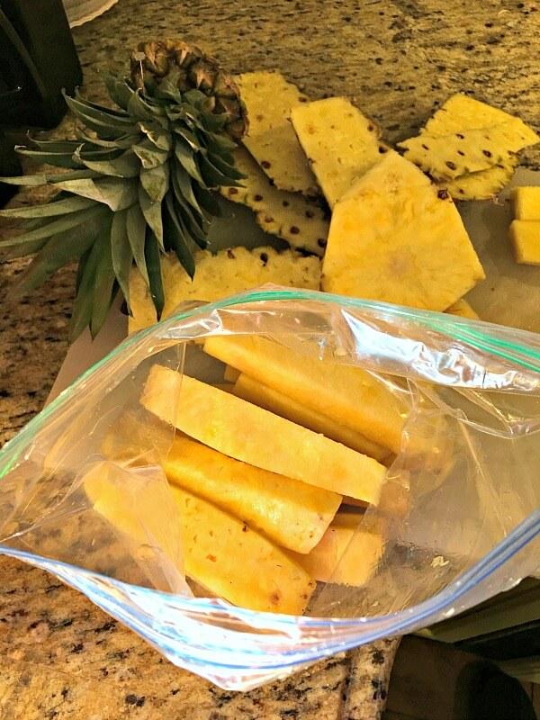 pineapple pregnancy craving