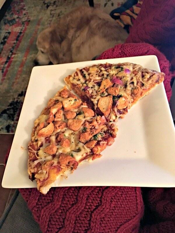 whole foods frozen bbq chicken pizza