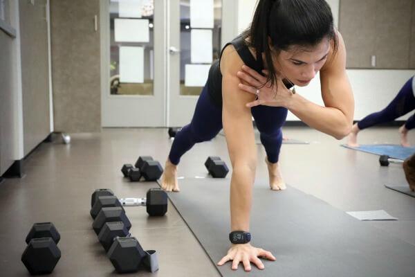 3 Set Dumbbell Strength Workout