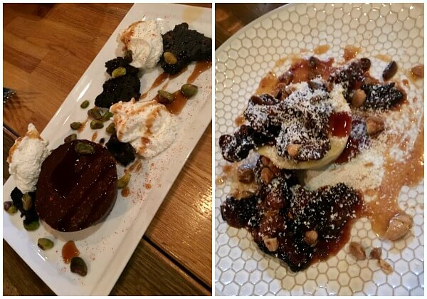 Sorghum and Salt Desserts