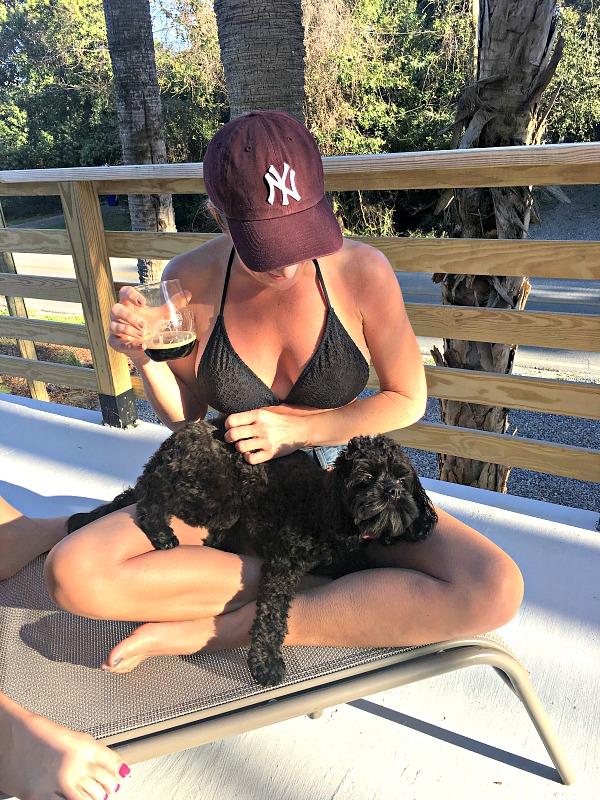 Folly beach dog-friendly rental home