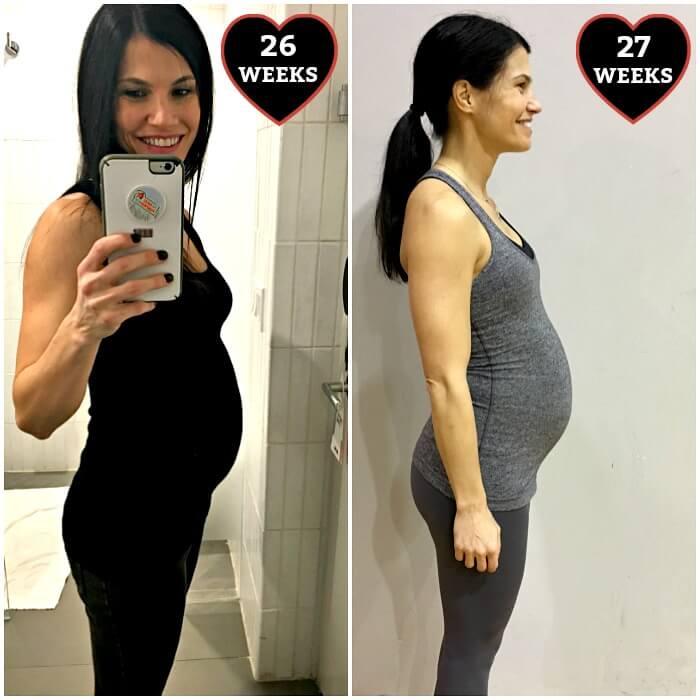 27 weeks pregnancy update