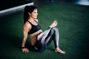 My postpartum fitness plan and mindset.