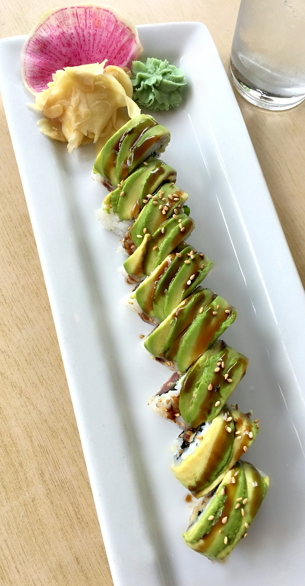 the cowfish sushi