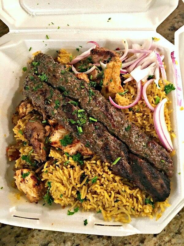 La Shish Kebab Charlotte