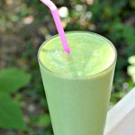 Matcha Ginger Green Smoothie