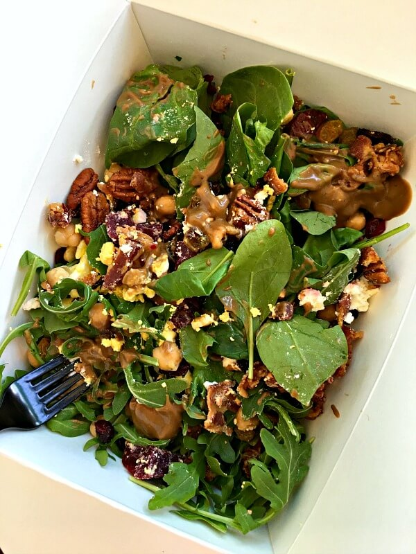 reid's charlotte salad