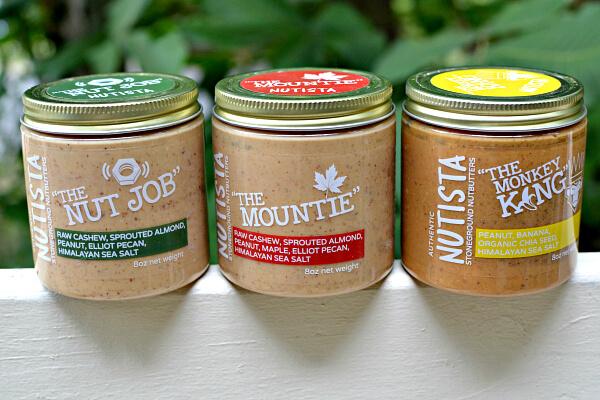 Nutista Nut Butters
