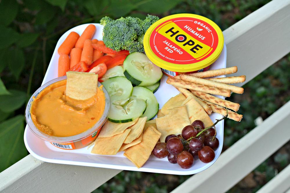 hope foods hummus