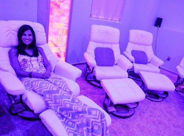 salt therapy charlotte