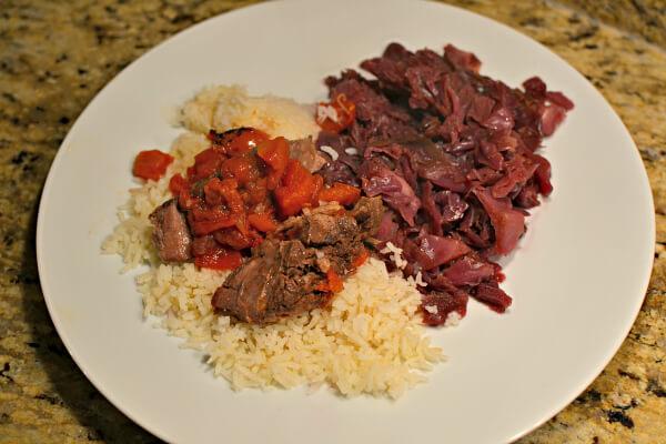 three ingredient pot roast
