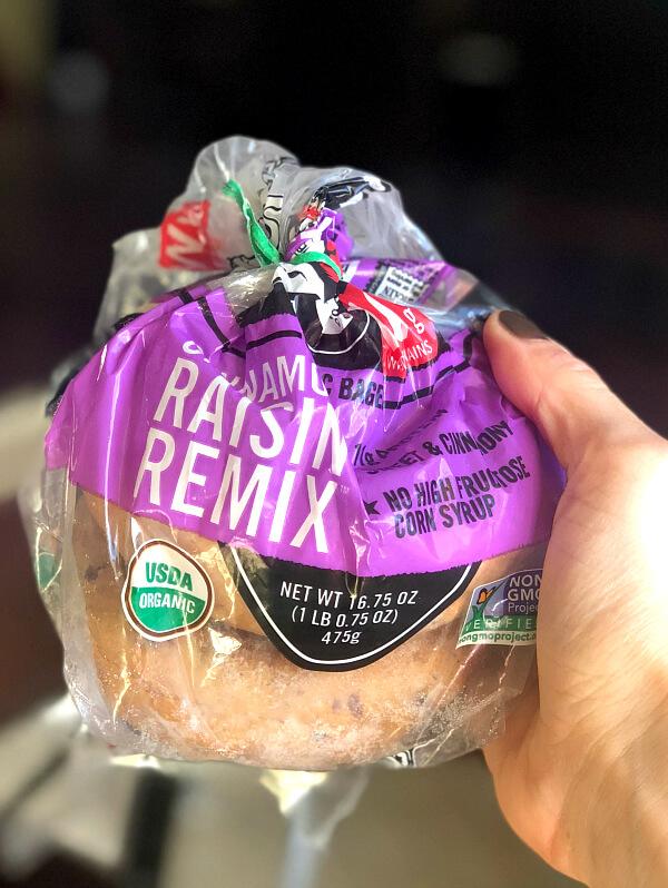 Dave's Killer Bread Cinnamon Raisin Remix Bagels