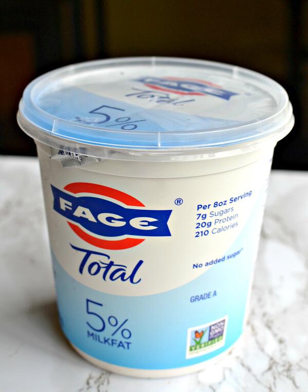 FAGE Toatl 5% Greek Yogurt