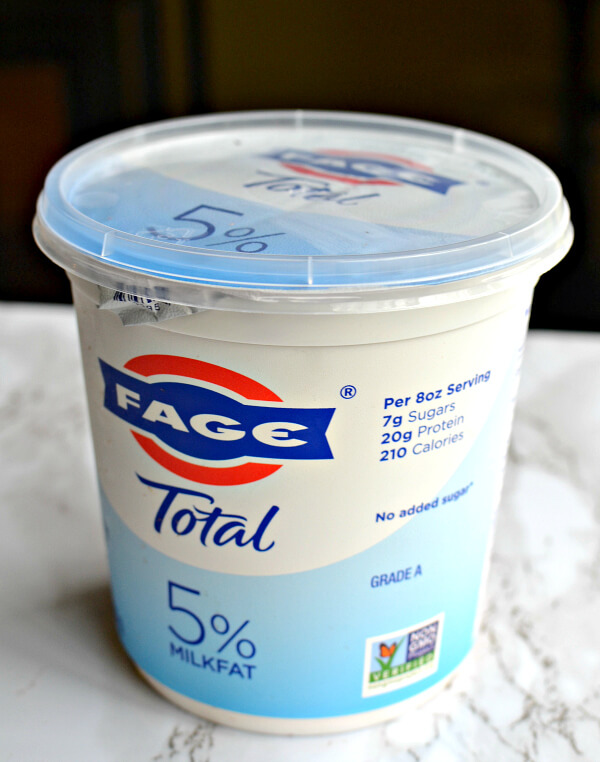 FAGE Toatl 5% Greek Yogurt
