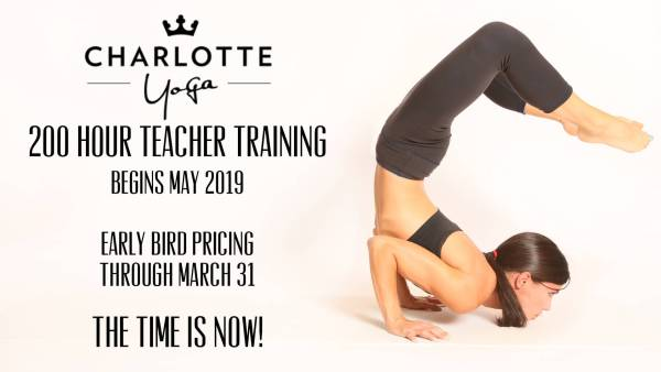 Charlotte Yoga Power Yoga Teacher Training