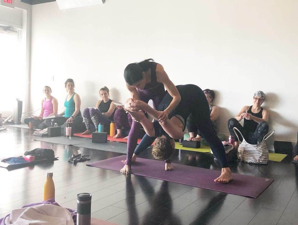 yoga assist training jen eddins