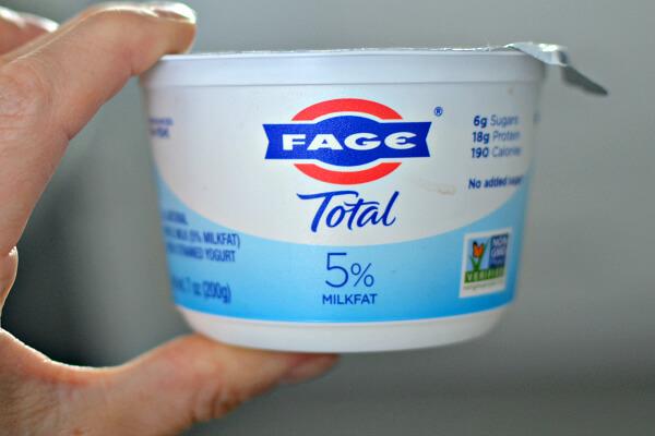 FAGE Total 5% Plain Greek Yogurt