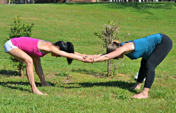 Partner stretch