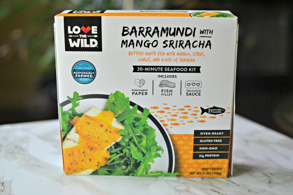 Love The Wild Barramundi