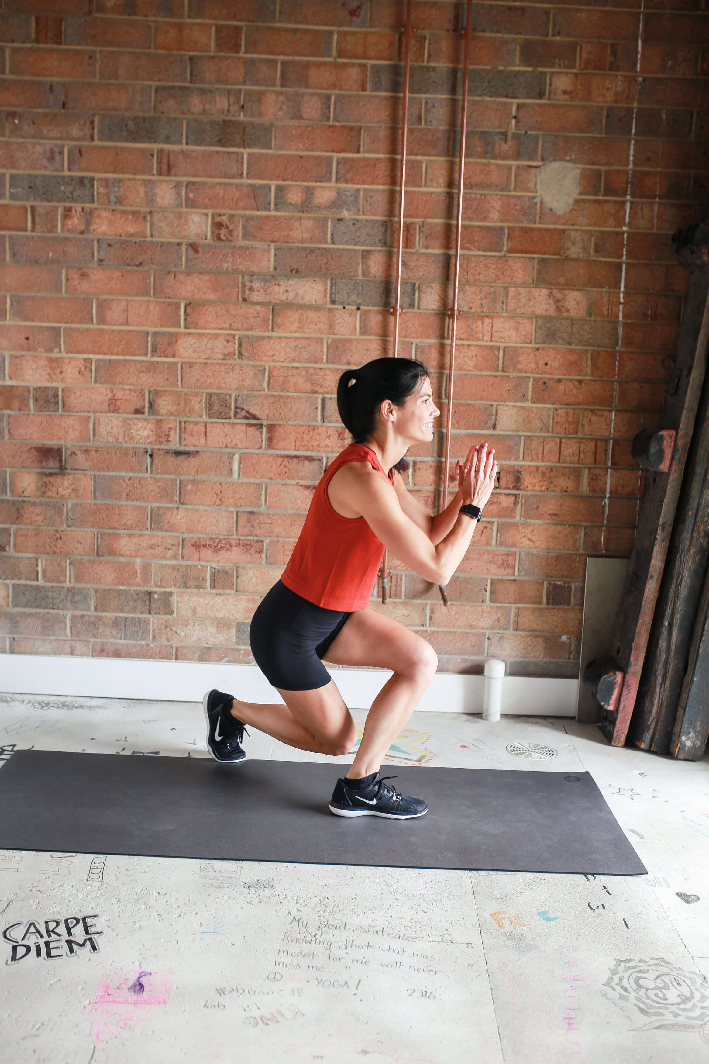 Summer Bodyweight Workouts + Jumping on the Bicycle Short Trend