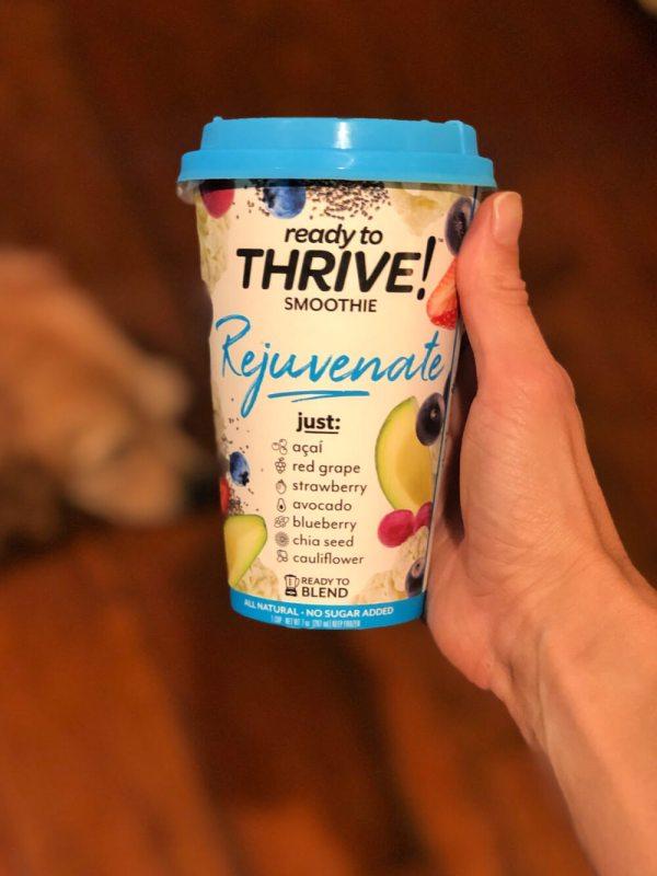 thrive! smoothie