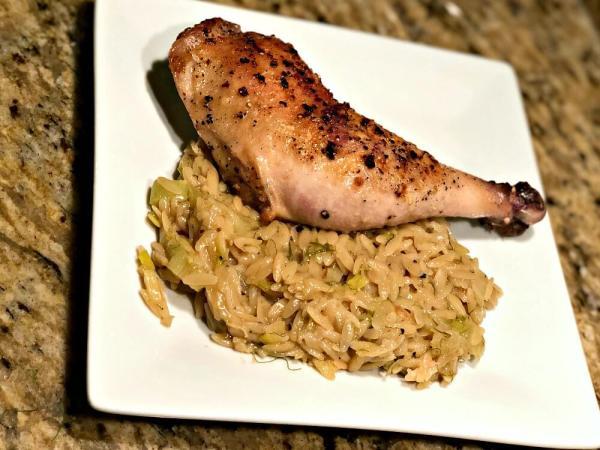 orzo chicken